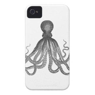 Kraken - Black Giant Octopus / Cthulu Blackberry Cases