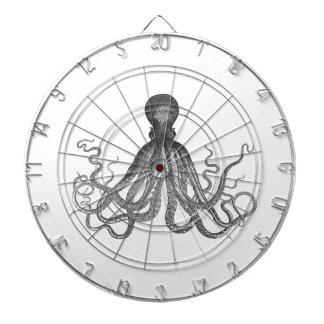 Kraken - Black Giant Octopus / Cthulu Dartboards