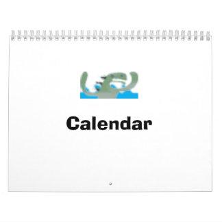 Kraken Calendar