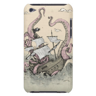 Kraken Barely There iPod Protector