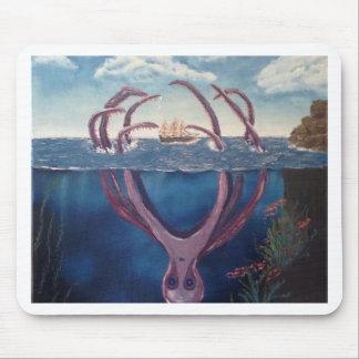kraken.jpg mouse pad