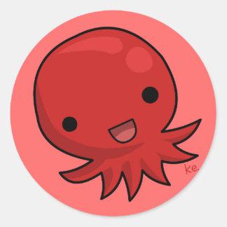 Kraken Jr Sticker