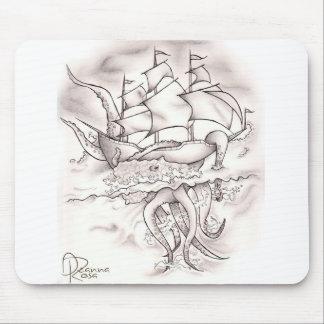 Kraken Mouse Pad