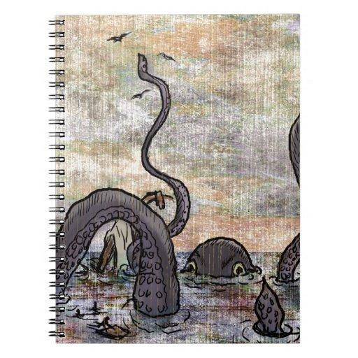 Kraken! Note Book