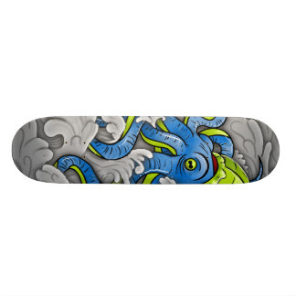 Kraken Skateboard