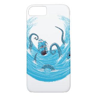 Kraken's Whirlpool Phonecase iPhone 8/7 Case