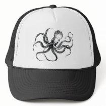 Krakken The Octopus Trucker Hat
