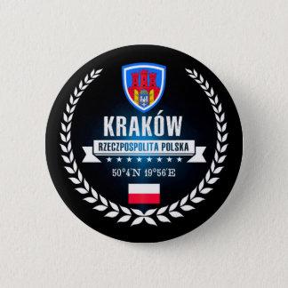 Kraków Button