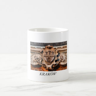 KRAKÓW - emblem Classic White Coffee Mug