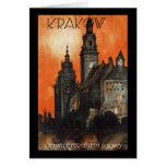 Kraków Felicitación