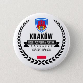 Kraków Pinback Button