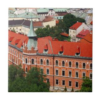 Kraków, Poland Ceramic Tile