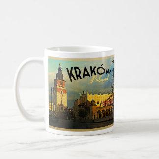 Krakow Poland Coffee Mug