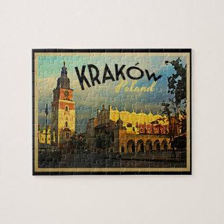 Krakow Poland Jigsaw Puzzle