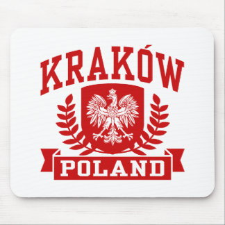 Krakow Poland Mouse Pad