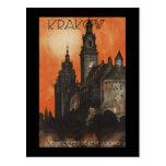 Krakow Post Card