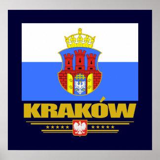 Krakow Poster