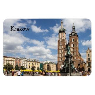 Krakow Premium Flexi Magnet