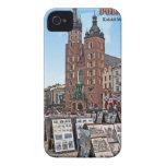 Krakow - St Marys Basilica iPhone 4 Case