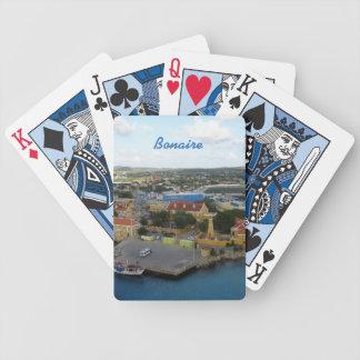 Kralendijk Harborfront Bicycle Playing Cards