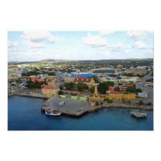 Kralendijk Harborfront Cojinete
