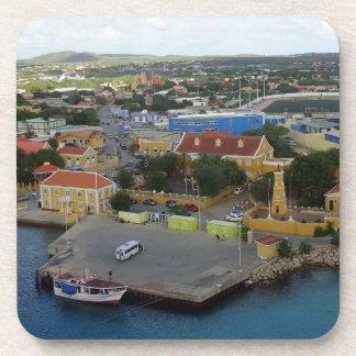 Kralendijk Harborfront Coasters