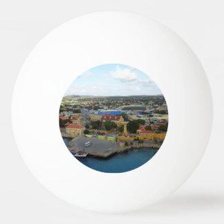 Kralendijk Harborfront Ping-Pong Ball