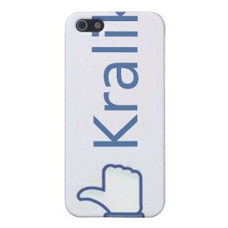 Kralik iphone case