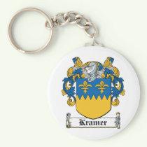 Kramer Family Crest Keychain