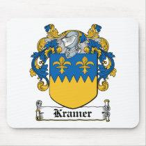 Kramer Family Crest Mousepad
