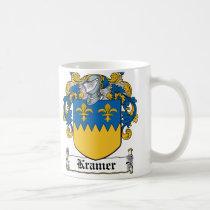 Kramer Family Crest Mug