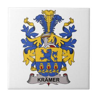 Kramer Family Crest Tile