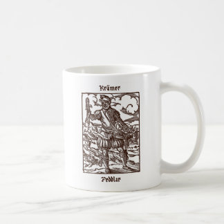 Krämer - Peddlar Coffee Mug
