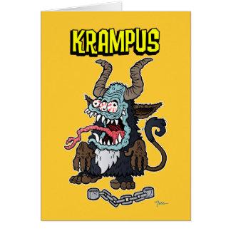 KRAMPUS 00 CARD