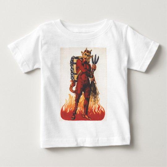 Krampus Baby T-Shirt