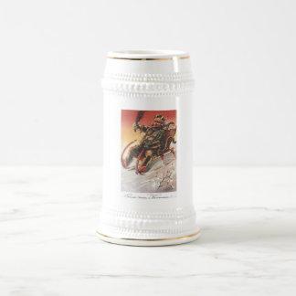Krampus Beer Mug
