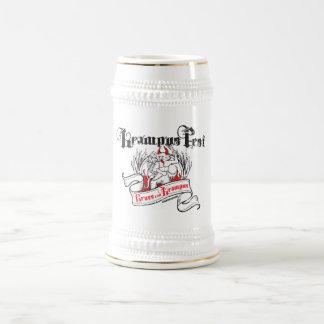 Krampus Beer Stein