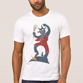 Krampus + Cats T-Shirt