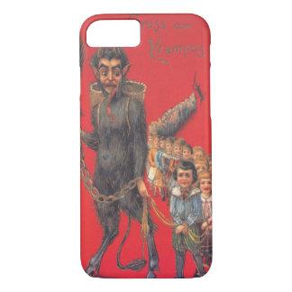 Krampus con los malos niños funda iPhone 7