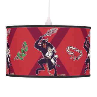 Krampus Festivus Lamp