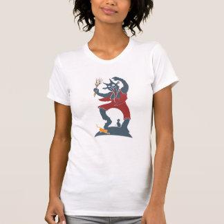 Krampus +Gatos Tee Shirts