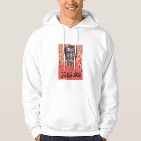 "Krampus ""In Flames"" Sweatshirt"