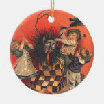 Krampus Jack-In-A-Box Christmas Ornaments