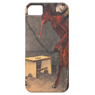 Krampus Kidnapping Bad Children iPhone SE/5/5s Case