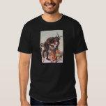 Krampus Kidnapping Children Tshirts