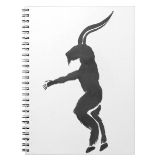 Krampus Notebook