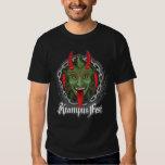 Krampus Original (Black T) T Shirt