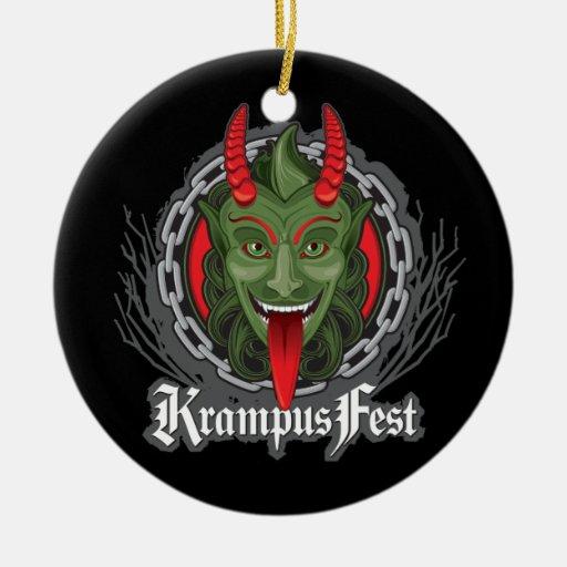 Krampus Ornament | Zazzle