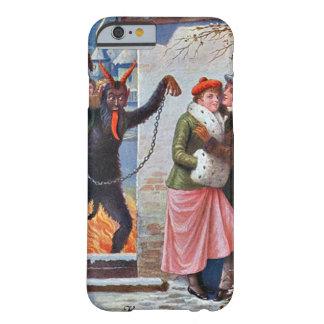Krampus Punishing Bad Adults Barely There iPhone 6 Case