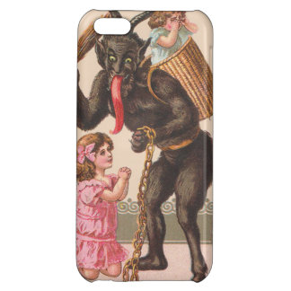 Krampus Punishing Children Switch Chain iPhone 5C Cover